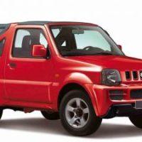Suzuki Jimmy Cabrio