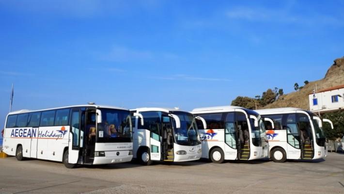 Ενοικιάσεις Τουριστικών Λεωφορείων