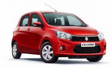 Suzuki Celerio Auto